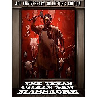 Texas Chainsaw Massacre [BLU-RAY] USA import