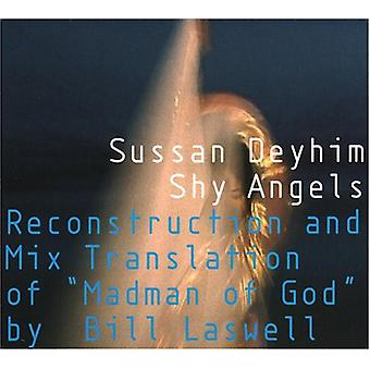 Deyhim/Laswell - Shy Angels (Reconstruction & Mix Translation of Ma [CD] USA import