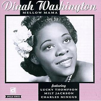 Dinah Washington - Mellow Mama [CD] USA import