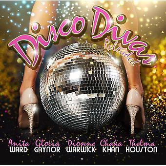 Disco Divas - Disco Divas [CD] USA import