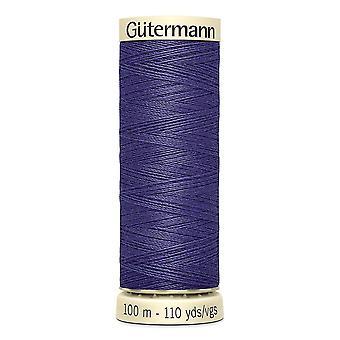 Gutermann Ommella kaikki 100 % Polyesteri Thread 100m käsi ja kone värikoodi - 86