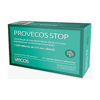 Provecos Stop 15 capsules
