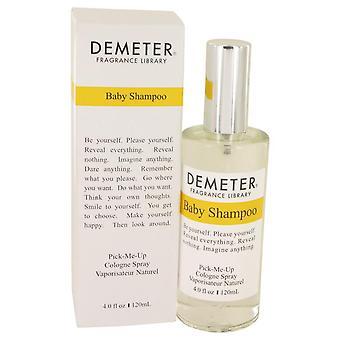 Demeter baby shampoo cologne spray by demeter 534099 120 ml