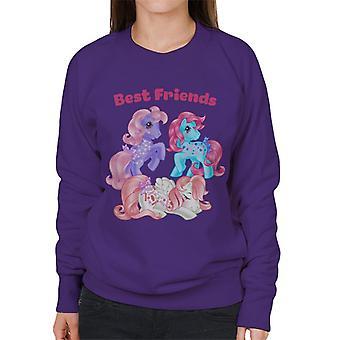 My Little Pony Best Friends Smiling Women's Sweatshirt