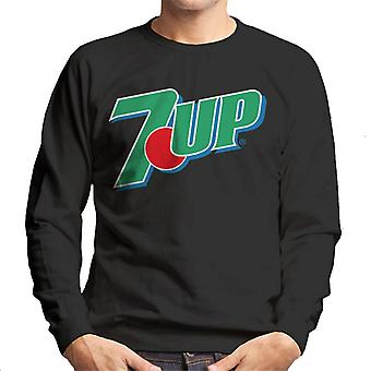 7up Retro 90 logo men's moletom