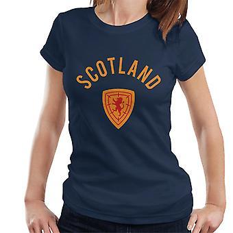 Toff Vintage Football Scotland Women's T-Shirt