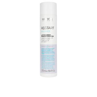 Revlon Re-start Balance Anti Dandruff Shampoo 1000 Ml Unisex