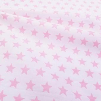 100% Cotton Fabric Printed Baby Cotton Twill Cloth For Diy Sewing Patchwork