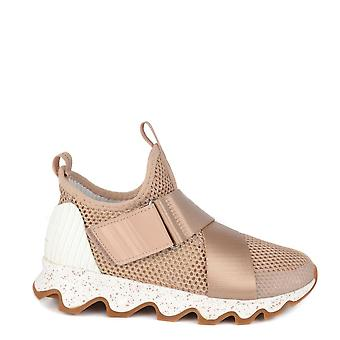 Sorel Kinetic Dusty Pink Mesh Trainer