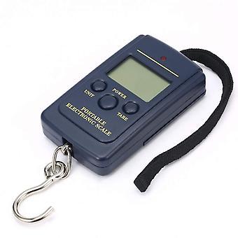 Boolavard® TM roikkuu Kemiallinen sähköisen kannettava digitaalivaaka lb oz paino mittakaavassa 40 kg x 20 g