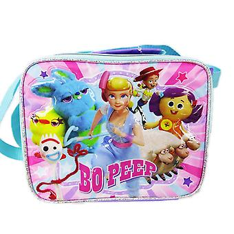 Lunch Bag - Disney - Toy Story 4 - Bo Peep Purple Kit Case New 010061