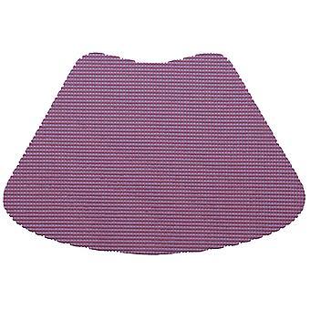 Fishnet Purple Wedge Placemat Dz.