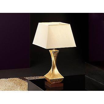 Lampa stołowa Złoto, E27