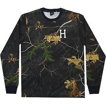 HUF Worldwide T-Shirts RealTree Classic LS Tee