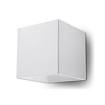 Wall Lamp Quad 1 White