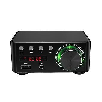 Mini Class D Stereo Bluetooth Amplifier Usb Input Home Amp