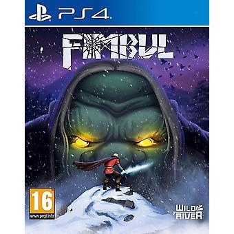 フィムブル PS4 ゲーム