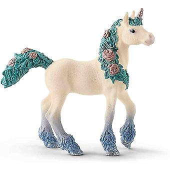 Schleich flower unicorn foal bayala collectable figure