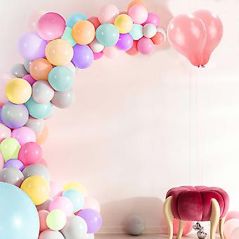 TRIXES 100 X Pastel Balloons -for Weddings Birthdays & Baby shower