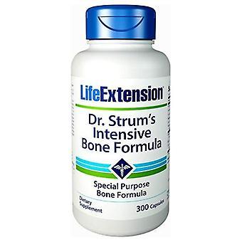 Life Extension Dr. Strum's Intensive Bone Formula, 300 Caps