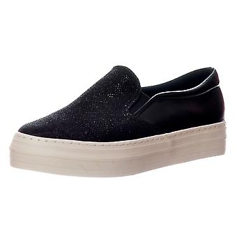 Onlineshoe Glitter Flat Loafer -