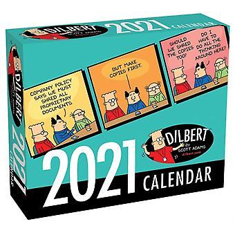 Dilbert 2021 DaytoDay Calendar by Adams & Scott