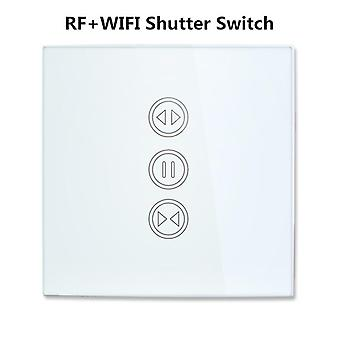 Smart Life Eu Wifi Roller Shutter Curtain Switch, For Electric Motorized Blinds