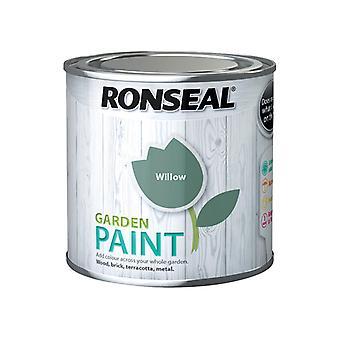 Ronseal Garden Paint Willow 250ml RSLGPW250