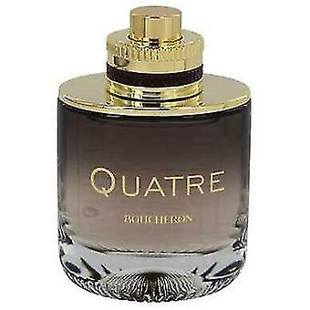 Quatre Absolu De Nuit By Boucheron Eau De Parfum Spray (tester) 3.3 Oz (mujeres) V728-541342
