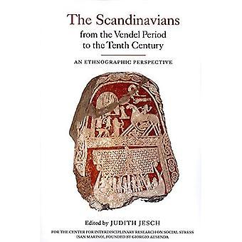 Skandinaavit vendel-kaudelle 1000-luvulle: etnografinen näkökulma (historiallisen arkeologian opinnot)