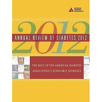 Diabeteksen vuosikatsaus 2012