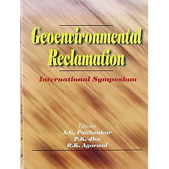 Geoenvironal استصلاح بواسطة R.K. Agarwal - 9789058092199 كتاب