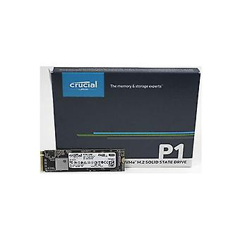 Crucial P1 500Gb M2 2280 Nvme Pcie Ssd