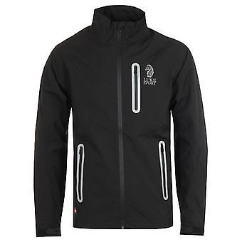 Luke 1977 Adnams 2 Black Waterproof Jacket