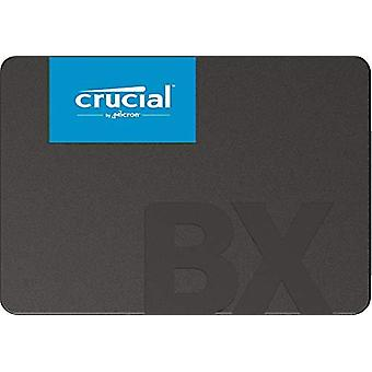 Crucial bx500 480 gb ct480bx500ssd1-up to 540 mb/s (internal ssd, 3d nand, sata, 2.5 inch) standard