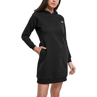 Urban Classics Ladies - Hiking Hoody Dress Black