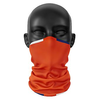 Luton Town FC Farben Snood Gesicht Maske Schal Fußball Club Buff Kopfbedeckung Tube