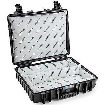 B&W outdoor.case Tipo 6040 Li-Ion Carry & Store para baterías E-Bike, Negro
