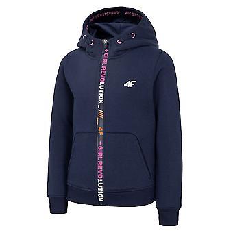 4F JBLD007A HJZ20JBLD007AGRANAT universella året flicka sweatshirts