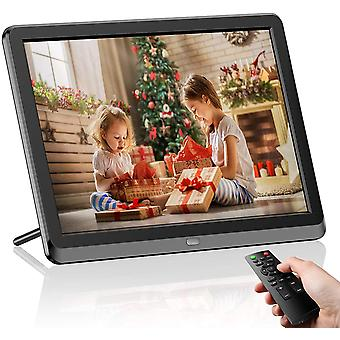 IPS 10 Inch Digital Picture Frame High Resolution Electronic Picture Frame