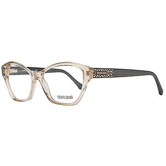 Roberto Cavalli Transparent Women Optical Frames