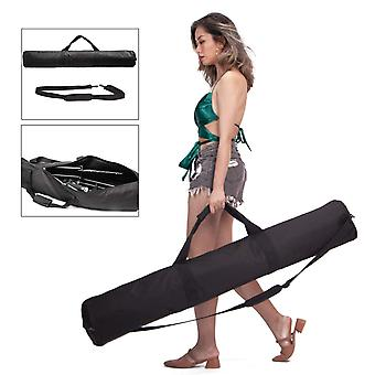 Tripod bag 47in case foam padded - 1680d nylon - adjustable shoulder strap - 120cm x 20cm - large st