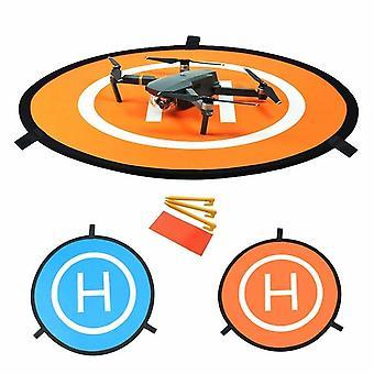 Drone landing pad, 75 cm vandtæt folde drone landing pad for dji phantom 2/3/4/4 pro, dji inspire1/2, dji mavic pro