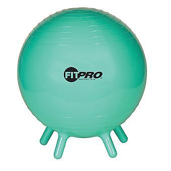 Bola Fitpro con patas de estabilidad, 42cm