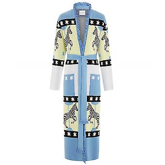 Hayley Menzies Carousel Cotton Jacquard Duster