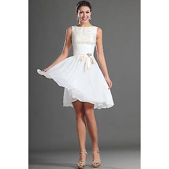Knee Length Short Prom Dress