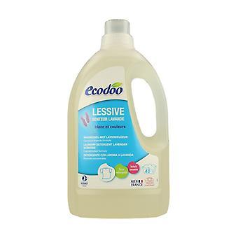 Liquid detergent with Lavender aroma 1500 ml