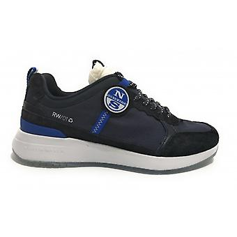 North Sails Sneakers Mod. One 061 Navy Blue Us20ns01