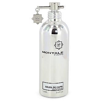 Montale Soleil De Capri Eau De Parfum Spray (Tester) Av Montale 3.3 oz Eau De Parfum Spray