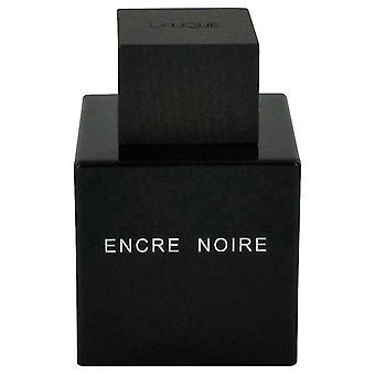 Encre Noire Eau De Toilette vaporizador (probador) por Lalique 3.4 oz Eau De Toilette vaporizador